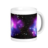 Galaxy Print Coffee Mugs