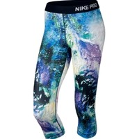Nike Women's Pro Core Aerial Compression Capris