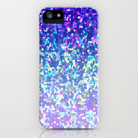 Glitter Graphic G209 iPhone & iPod Case by MedusArt
