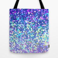 Glitter Graphic G209 Tote Bag by MedusArt
