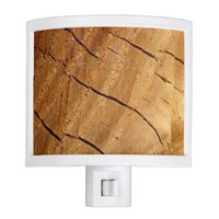 Wood Night Light