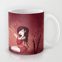 Tea Time Mug by LouJah | Society6