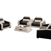 Volt Sofa Set by Scene Furniture - Opulentitems.com