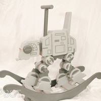 AT-AT Rocker Template - Digital Download