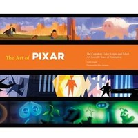 The Art Of Pixar: 25th Anniversary Edition (Hardcover)
