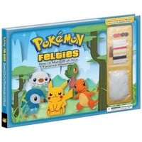 Pokemon Felties (Hardcover)