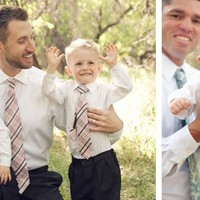 Daddy & Me - Matching Ties for Dads & Boys!