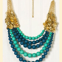 Depths of the Ocean Necklace