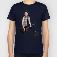 michael on teen now Kids T-Shirt by kikabarros