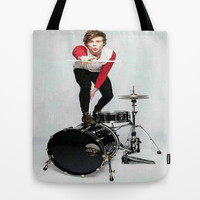 Ashton on teen now Tote Bag by kikabarros