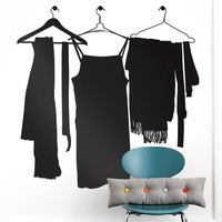 I liked this design on #Fab. Wardrobe Wall Sticker
