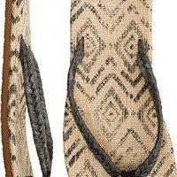 ROXY MERA BRAIDED SANDAL