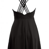 The Cross Back Dress - 29 N Under