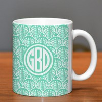 Monogrammed Lotta Lax Ceramic Mug | Coffee Mugs | Lacrosse Drinkware