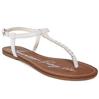 American Rag Kelli Braided Thong Sandals