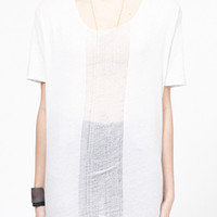 Totokaelo - Raquel Allegra Shredded Men's Tee - $166.00
