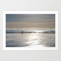 towards the ocean Art Print by  Alexia Miles photography