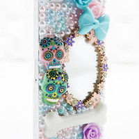 Mexican Skull Mirror iPhone 5 Case - Urban Outfitters