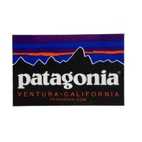 Patagonia Classic Patagonia Sticker Fly Fishing Stickers