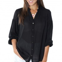 Must-Have Button Blouse