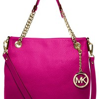 MICHAEL Michael Kors 'Jet Set - Medium' Chain Shoulder Tote | Nordstrom