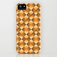 Pass This Gold iPhone & iPod Case by Danny Ivan