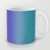 Re-Created Interference ONE No. 14 Mug by Robert S. Lee