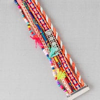 SHOTWELL THREADED BRACELET