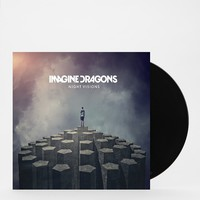 Imagine Dragons - Night Visions LP - Urban Outfitters