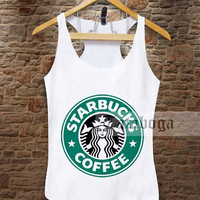 starbucks Tank by tataboga