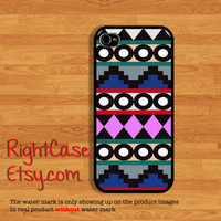 Geometric AZTEC IPHONE 5S Triangle Rectangle CASE iPhone Case iPhone 5 Case iPhone 4 Case Samsung Galaxy S4 S3 Case iPhone 5c iPhone 4s