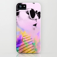 the boss girl iPhone & iPod Case by Maria Enache | Society6
