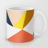 Geo colors Mug by Laura Moreau | Society6