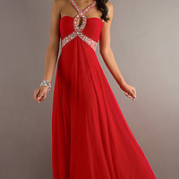 Alyce Paris Beaded Prom Gown