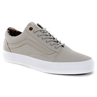 Vans Old Skool Reissue Shoes - (coated Twill) Taupe at Urban Industry