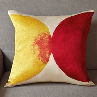 Sunset Pillow Cover              | west elm