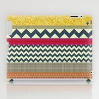 New York Beauty stripe iPad Case by Sharon Turner | Society6