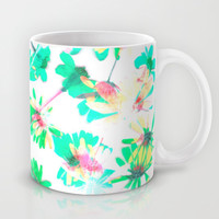 Flowering #6 Mug by Ornaart