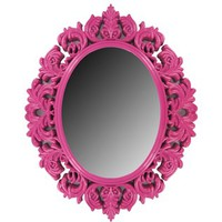 Hot Pink Victorian Mirror | Shop Hobby Lobby