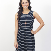 Infinite Stripes Dress » Vertage Clothing