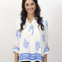Bouquet Blouse » Vertage Clothing