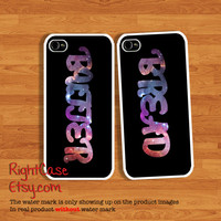 BUTTER and BREAD IPHONE 5S Case Valentine Love Couple iPhone Case iPhone 5 Case iPhone 4 Case Samsung Galaxy S4 S3 Case iPhone 5c iPhone 4s