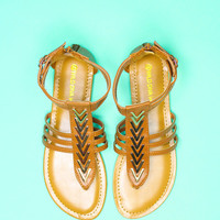 Pinecone Trail Sandal