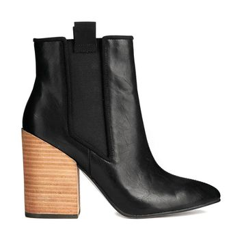 ASOS ELECTION Chelsea Ankle Boots
