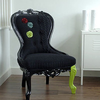 'nora' restored vintage nursing chair by melanie porter | notonthehighstreet.com