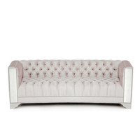 Haute House Lena Mirrored Sofa