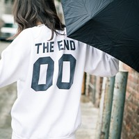 ERICA THE END 00 SWEATER