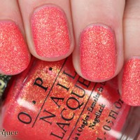 OPI Nail Polish (M54-Jinx) [NEW] The Bond Girls Collection *LIQUID SAND*
