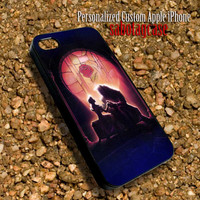 Beauty And The Beast Sabotagcase - Personalized Custom iPhone 4 4S iIPhone 5 5S 5C Samsung Galaxy S3 and S4 Accessories Case - 02Jan1413