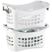 The Container Store > Stacking Laundry Basket